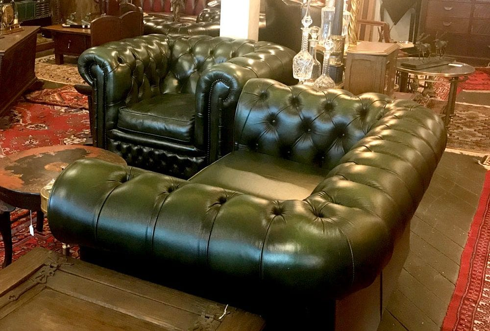 What is Reclaimed Leather?