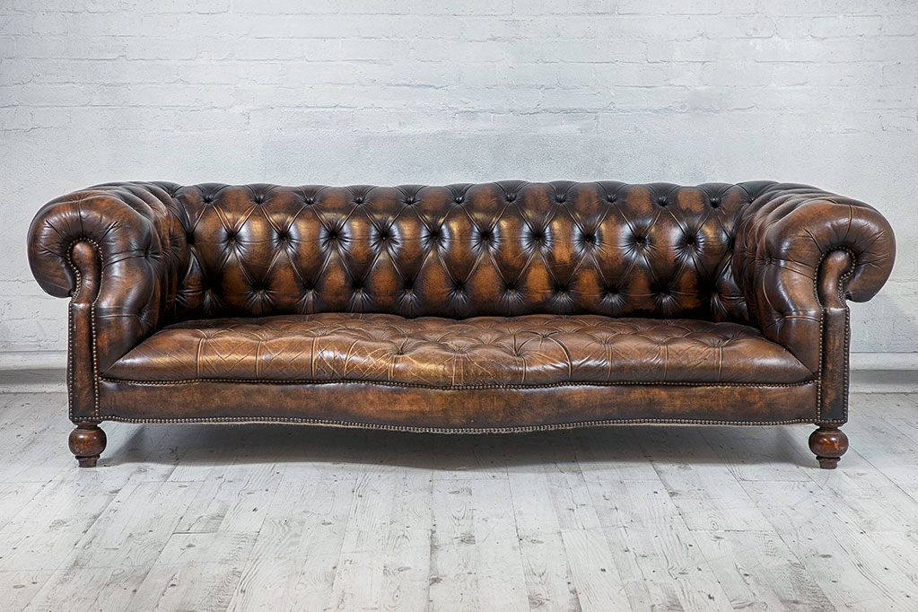 How To Care For Your Reclaimed Leather Furniture