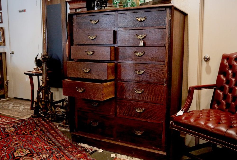 Antique Furniture: When to Refinish and When to Leave It Alone