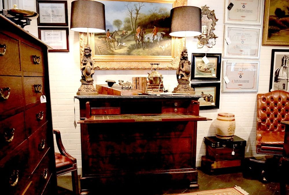 5 Ways to Integrate Antiques Into Modern Design