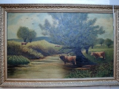 3 Tips for Incorporating Vintage Artwork in Your Interior Design, Reclaimed Leather, Spring, TX