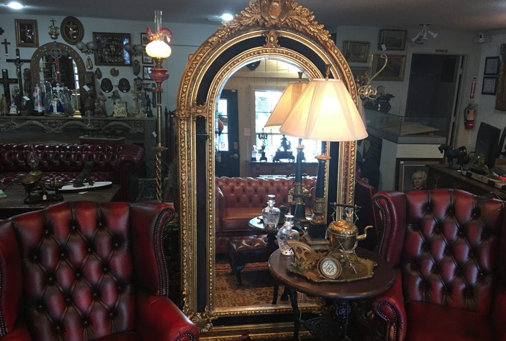 3 Creative Uses for Vintage Mirrors in Your Home