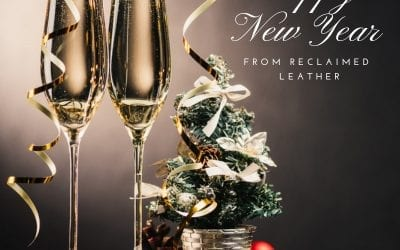 Happy New Year from Reclaimed Leather!